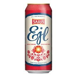 Šariš Ejl pivo 4x500 ml