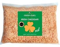 Dublin Dairy Irish Cheddar Red strúhaný chlad. 1x1 kg