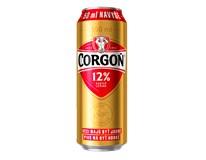 Corgoň 12° pivo 6x550 ml PLECH