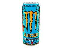 Monster Mango loco energetický nápoj 12x500 ml PLECH