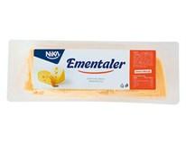 Nika Ementaler syr gastro plátky chlad. váž. cca 1,2 kg