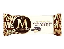Algida Magnum White chocolate & cookies nanuk mraz. 20x90 ml
