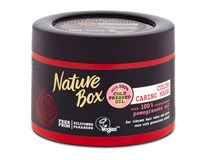 Nature box Pomegranate oil maska na vlasy 1x200 ml