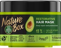 Nature box Avocado oil maska na vlasy 1x200 ml