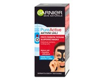 Garnier Skin Naturals Pure Active maska protí čiernym bodkám 1x50 ml