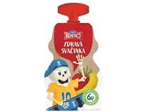 Danone Kostíci Zdravá svačinka jogurt jahoda a banán chlad. 1x70 g