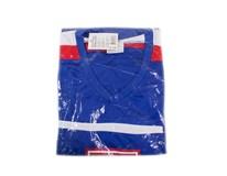 Hokejový dres M-XL modrý Slovakia 1ks