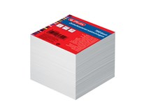 Bloky do krabičky 9x9cm 700 listov biele Herlitz 1ks