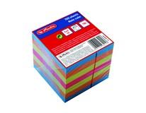 Bloky do krabičky x.book 9x9cm 700 listov farebné Herlitz 1ks