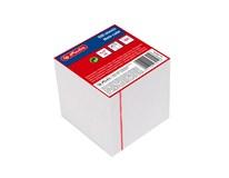 Bloky do krabičky x.book 9x9cm 900 listov biele Herlitz 1ks