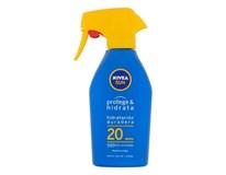 Nivea Sun Hydratačný sprej na opaľovanie OF20 1x300 ml