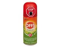 OFF! Tropical rýchloschnúci sprej 1x100 ml