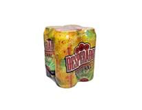 Desperados pivo s príchuťou tequila 4x500 ml PLECH