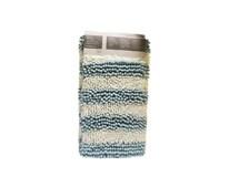 Predložka do kúpeľne prúžkovaná modrá Tarrington House 1ks
