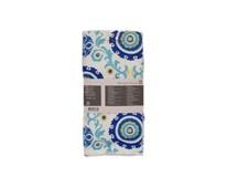 Utierka modré kvety Tarrington House 3ks