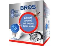 Bros elektrický odparovač proti komárom 1x40 ml