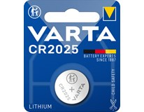 Batérie Varta Electronics CR 2025 1ks