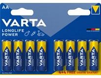 Batérie Varta Longlife Power AA 4+4ks