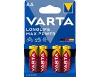Batérie Varta Longlife MaxPower AA 4ks