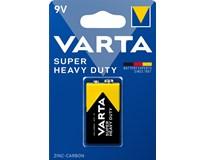 Batérie Varta Superlife 9V 1ks