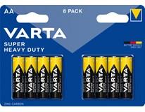 Batérie Varta Superlife AA 8ks