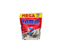 Somat All in One Extra tablety do umývačky riadu 1x70 ks