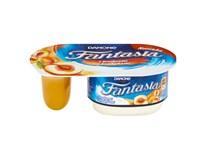 Danone Fantasia jogurt broskyňa chlad. 4x122 g