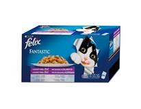 Felix Fantastic Multimix krmivo pre mačky 44x100 g