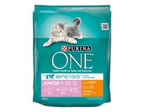 Purina One Junior granule kura 1x800 g