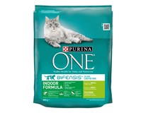 Purina One Indoor granule morčacie 1x800 g
