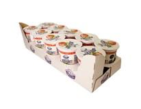 Milsy Bánovecký jogurt Poctivý jahoda chlad. 10x180 g