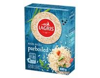 Lagris Ryža parboiled varné vrecká 8x480 g