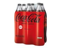 Coca Cola Zero 6x1,75 l PET