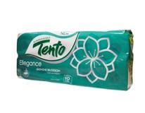 Tento Toaletný papier Jasmine 3- vrstvový 1x10 ks