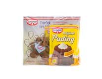 Dr. Oetker Puding čokoládový + medvedík 1x225 g