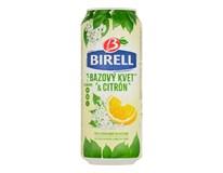 Birell pivo nealkoholické bazový kvet a citrón 24x500 ml