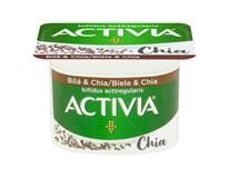 Danone Activia Jogurt biely s chia chlad. 8x120 g
