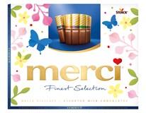 Merci mix Mliečna tabuľková čokoláda 1x250 g