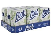 Staropramen Cool pivo nealkoholické bazový kvet 24x500 ml