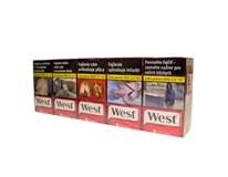 West red super king size box 20ks KC3,30 10krab. kolok G tvrdé bal. VO cena