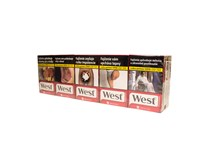 West red king size box 20ks KC3,30 10krab. kolok G tvrdé bal. VO cena