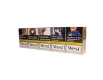 West silver king size box 20ks KC3,30 10krab. kolok G tvrdé bal. VO cena