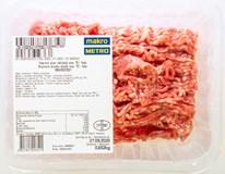 Mleté mäso- Bravčové plece max 15% tuku chlad. váž.