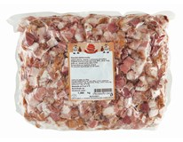 Marlex Oravská slanina kocky chlad. váž. cca 1kg
