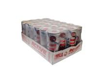 Hell Active energetický nápoj 24x250 ml PLECH