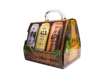 Horal pivo mixpack + pohár 1ks
