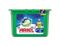 Ariel Active 3v1 gélové kapsuly 13 praní 1x1 ks