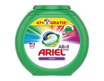 Ariel Color 3v1 gélové kapsuly 47+5 praní 1x1ks