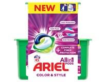 Ariel Complete gélové kapsuly 32+13 praní 1x1ks