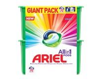 Ariel Color gélové kapsuly 70praní 1x1ks